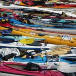 kayaks de mer