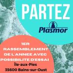 1er RASSEMBLEMENT KAYAK PLASMOR - 29 août 2020 - L'Ile aux Pies